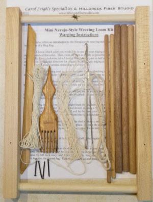 HFS Mini Navajo-style Loom Weaving Kits